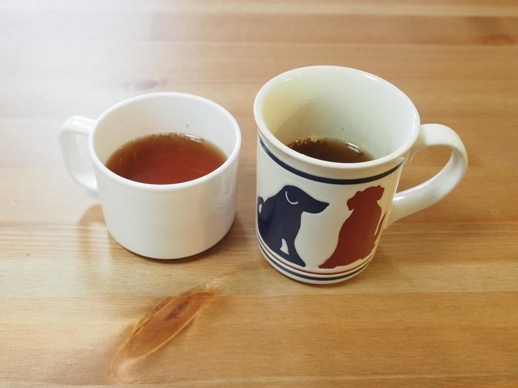 生姜紅茶を簡単にいれる